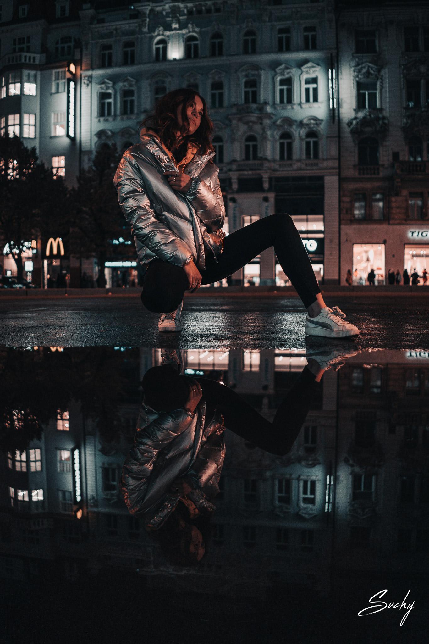noční portréty